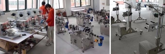Automatický etiketovací stroj na označovanie ampuliek / etiketovací stroj na fľašu penicilínu
