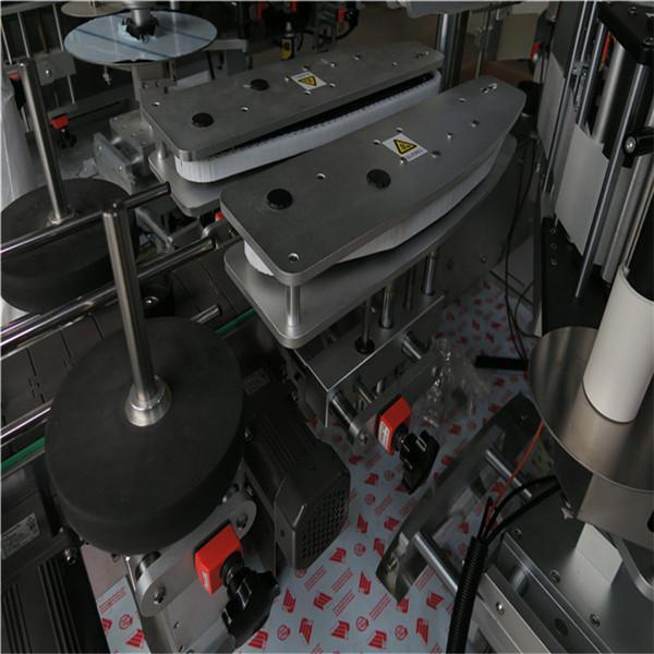 Etiketovací stroj typu Bočné / dvojité / fasádne štítkovacie stroje Sigle
