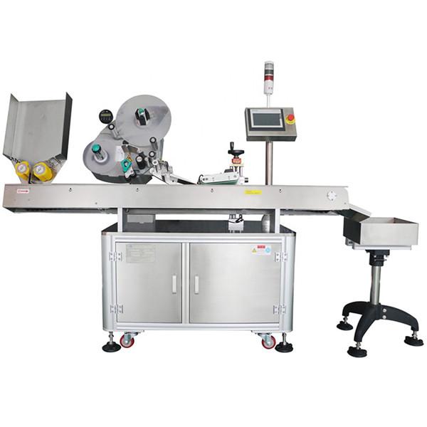 60-500 ks Ekonomický automatický farmaceutický fľaškový štítkovací stroj na označovanie
