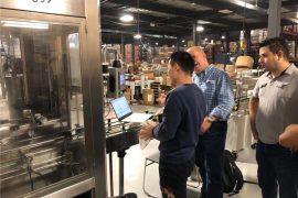 Po predaji inštalačné stroje