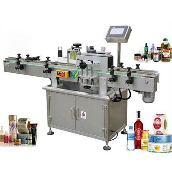 Stroj na označovanie fliaš