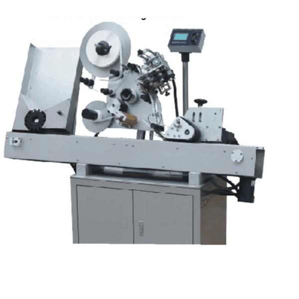Môže byť prispôsobený servopohonom stroja na označovanie liekoviek 60-300ks za minútu