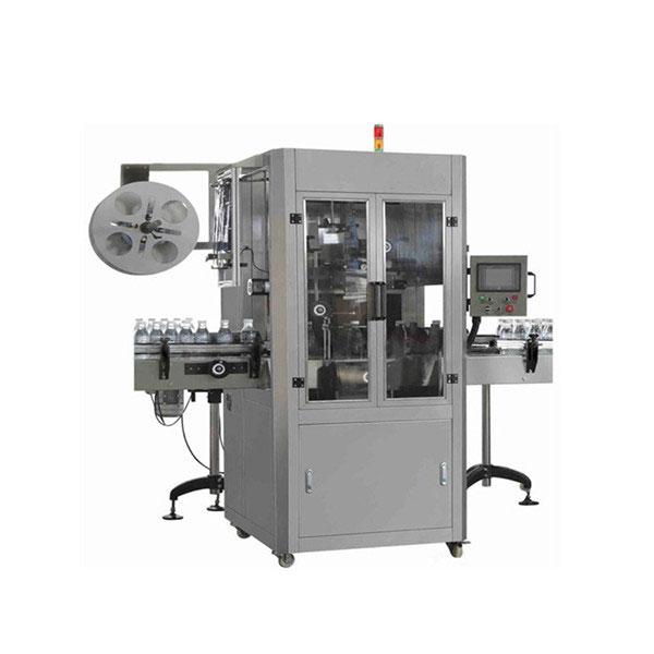 Automatický štítkovací stroj na označovanie pohárov