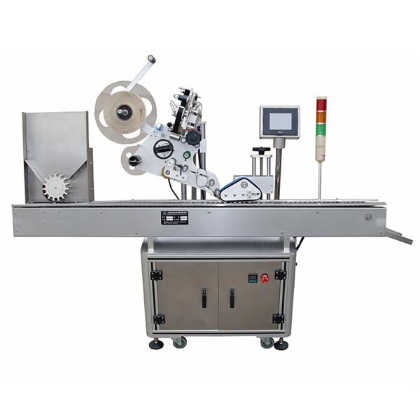 Vysoko presný etiketovací stroj na štítky liekoviek pre farmaceutický priemysel