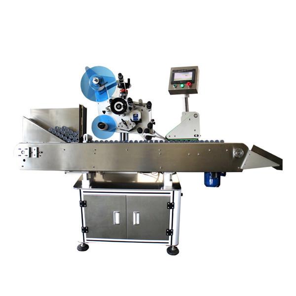 Vysokorýchlostný priemyselný etiketovací stroj na fľaštičku