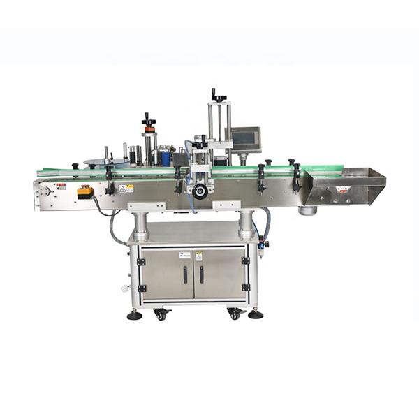 Inteligentný automat na označovanie štítkov s obojstrannými nálepkami na riadenie PLC