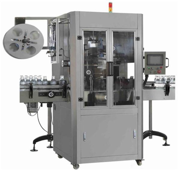 Stroj na označovanie PET zmršťovacích rukávov na minerálne vody pre okrúhle fľaše