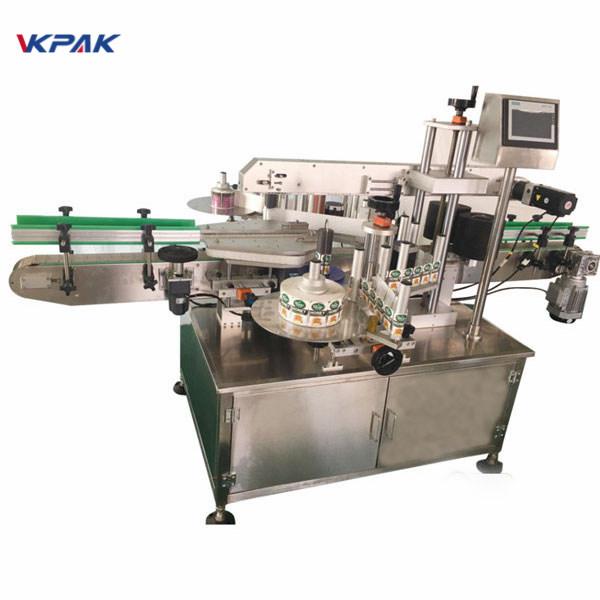Multifunkčný etiketovací stroj na označovanie fliaš