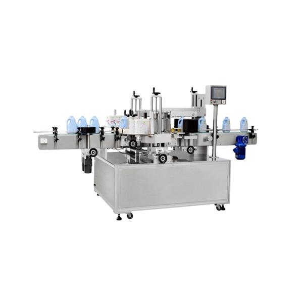 Multifunkčný stroj na označovanie štvorcových fliaš
