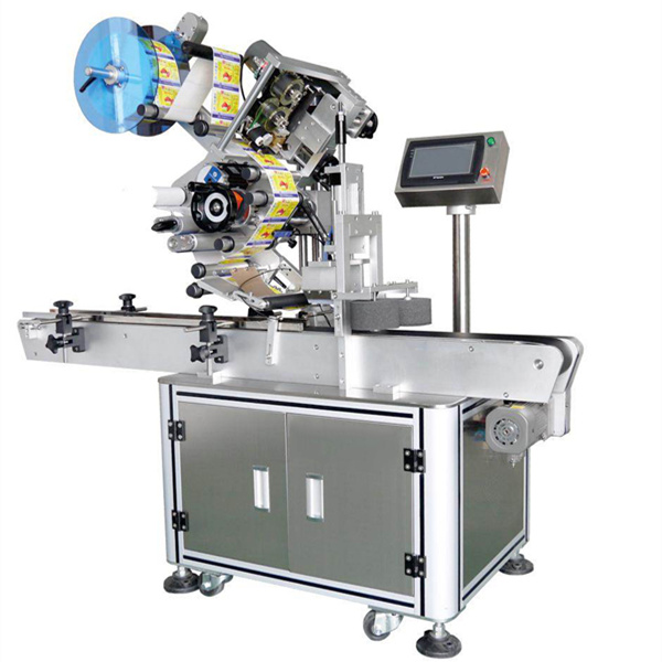 Pagingový samolepiaci etiketovací stroj