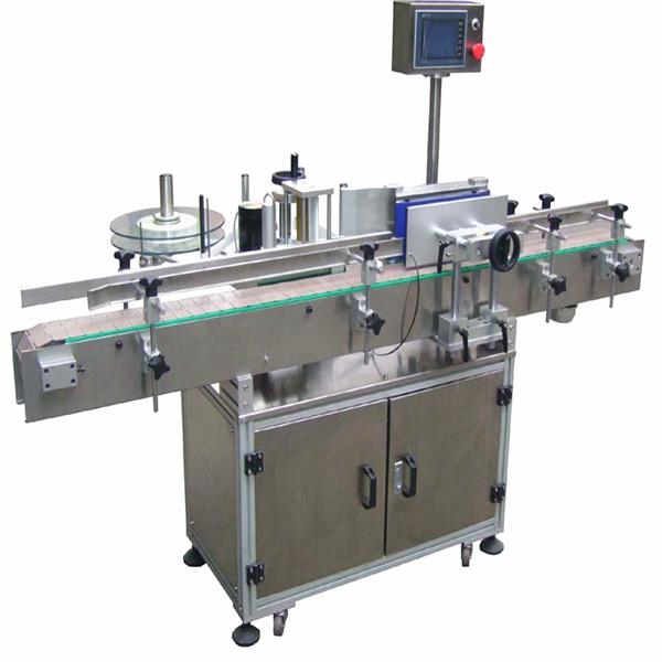 Samolepiaci etiketovací stroj Aplikátor etikiet Stroj 1 kw