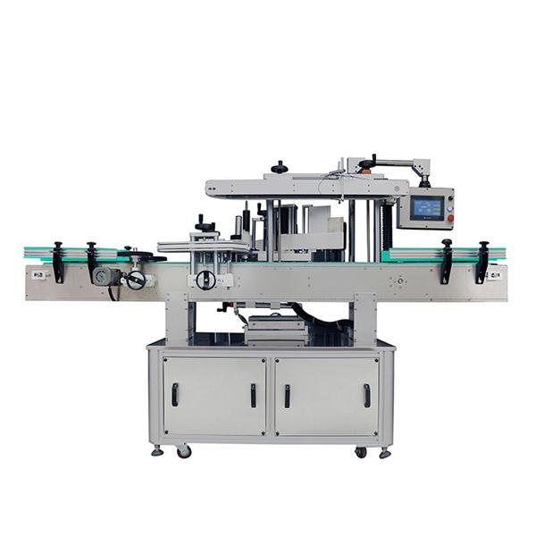 Jednostranný alebo obojstranný štítkovací štítkovací stroj