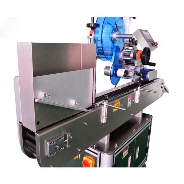Etiketovací stroj na ampulky z nehrdzavejúcej ocele pre ampulky