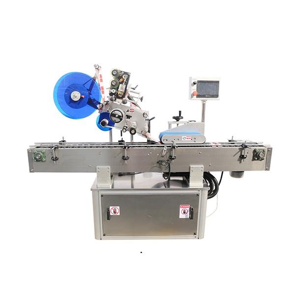 Horný a obojstranný štítkovací stroj