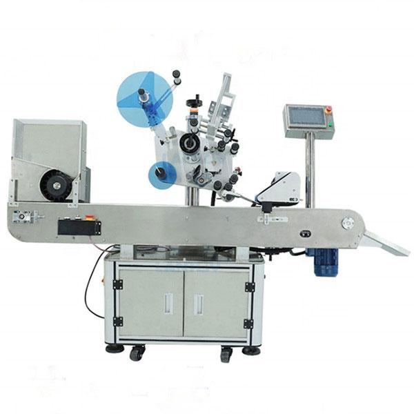 Lahvičkový priemyselný etiketovací stroj na fľaše s orálnou tekutinou