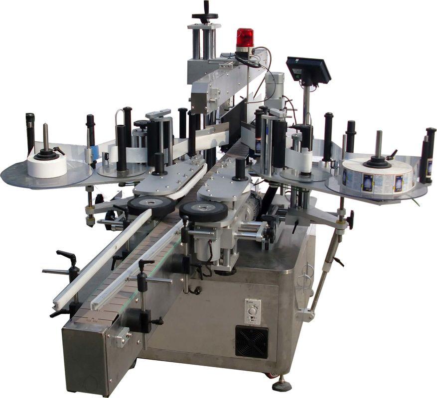 Automatický etiketovací stroj na ploché povrchy pre tašky Factory High Speed