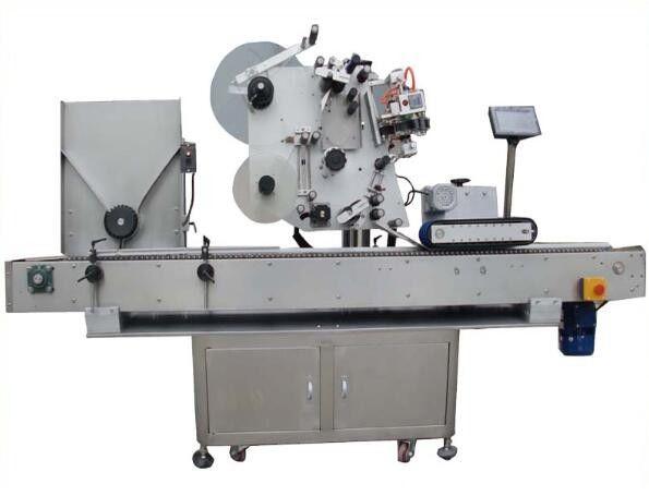 Okrúhly značkovací stroj Opp s kódovacím strojom