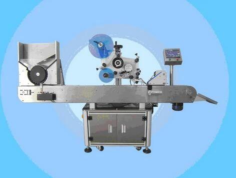Automatický štítkovací stroj na označovanie liekoviek na nechty s nálepkou na štítky pre kozmetiku