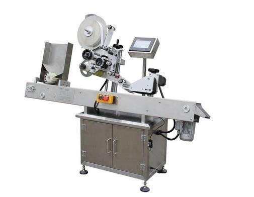 Stroj na označovanie nálepiek s vodorovnou guľôčkovou perou
