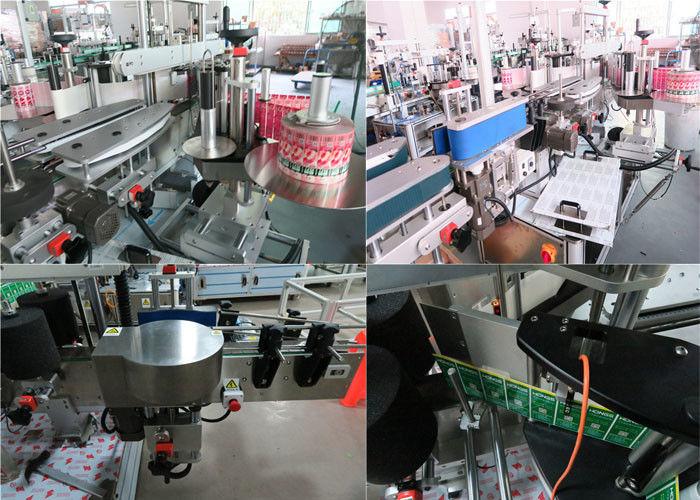 Denné fľaše, predný a zadný označovací stroj, značkovací stroj na poháre