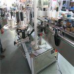 Jednorýchlostný etiketovací stroj z plastového vedra, obojstranný etiketovací stroj