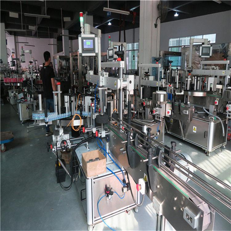 Stroj na označovanie plastových fliaš, Stroj na označovanie fliaš na pitnú minerálnu vodu