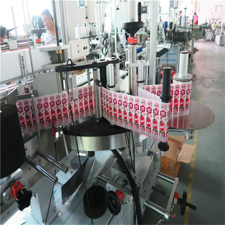 Multifunkčný transparentný automatický štítkovací štítkovací stroj