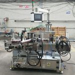Vysoko presný automatický obojstranný štítkovací automat na samolepky